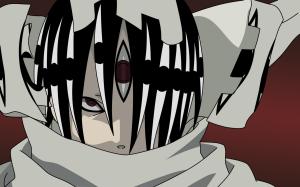 Soul Eater - Asura, aka the Kishin