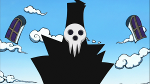 Soul Eater - Lord Death