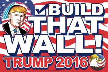 Build the Wall Trump