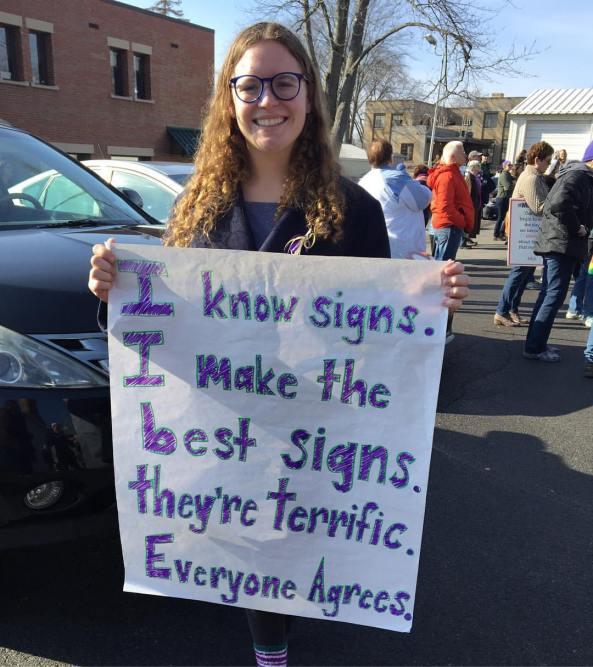 Women's March on Washington: Seneca Falls, NY