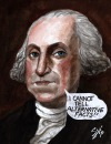 George Washington I cannot tell alternative facts