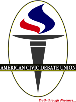 American Civic Debate Union logo