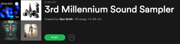 Click for 3rd Millennium Sound