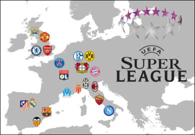 European-Football-Super-League