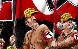 Trump-Brownshirts