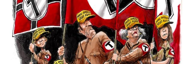 Trump-Brownshirts
