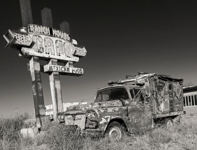 Chevy Apache, Tucumcari NM