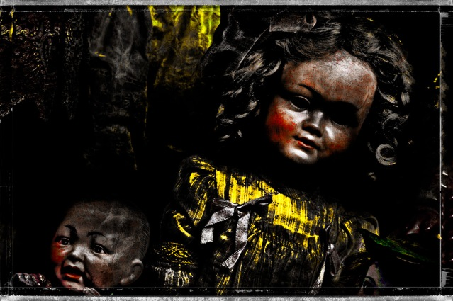 vintage dolls - Big-Siste