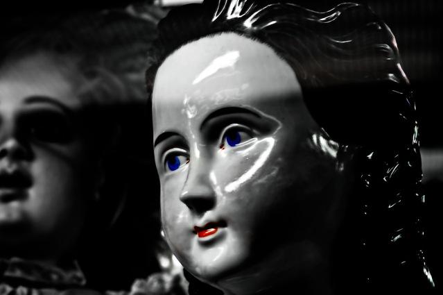 vintage dolls - Porcelain