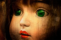 vintage dolls - Starry-Eyes-grunge