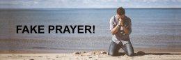 fake-prayer