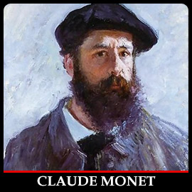 S&R Honors: Claude Monet