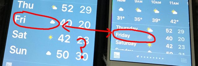 WTF is up with the Weather Channel app? – Progressive