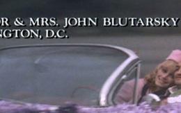 Sen. and Mrs. John Blutarsky